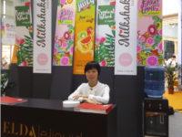 IECIE Shenzhen eCig Expo Booth Interpreter Lylian
