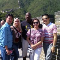 The best section of great wall, Mu Tian Yu Great Wall