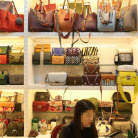 Where can you import handbag from China?
