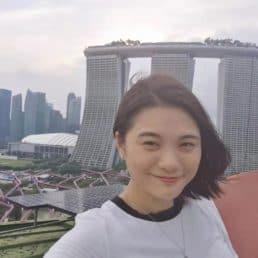 Woman in Xiamen
